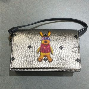 Rabbit small crossbody wallet bag